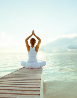 Yoga für Kraft und Energie